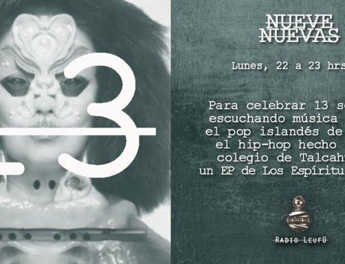 NUEVENUEVAS #13