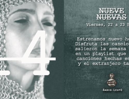 NUEVENUEVAS #14