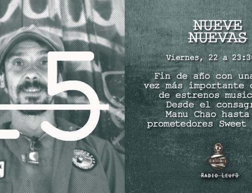 NUEVENUEVAS #15