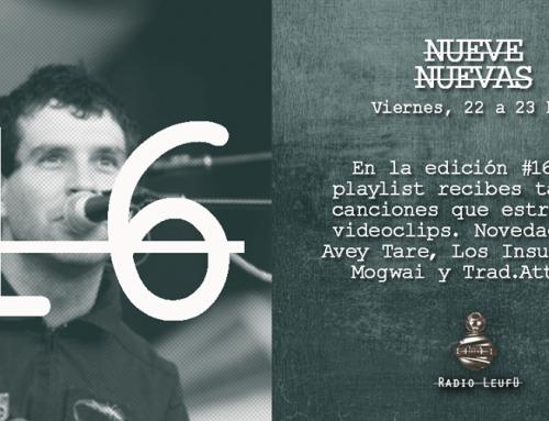 NUEVENUEVAS #16