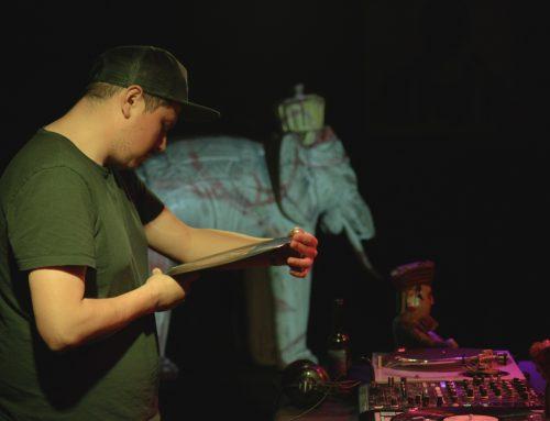 Leufü Pürun #4: DJ Podrido