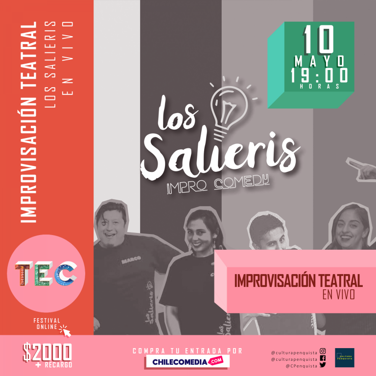 IMPROVISACION TEATRAL INSTAGRAM TEC