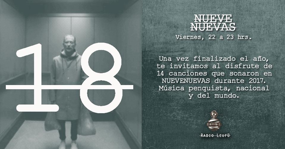NUEVENUEVAS #18