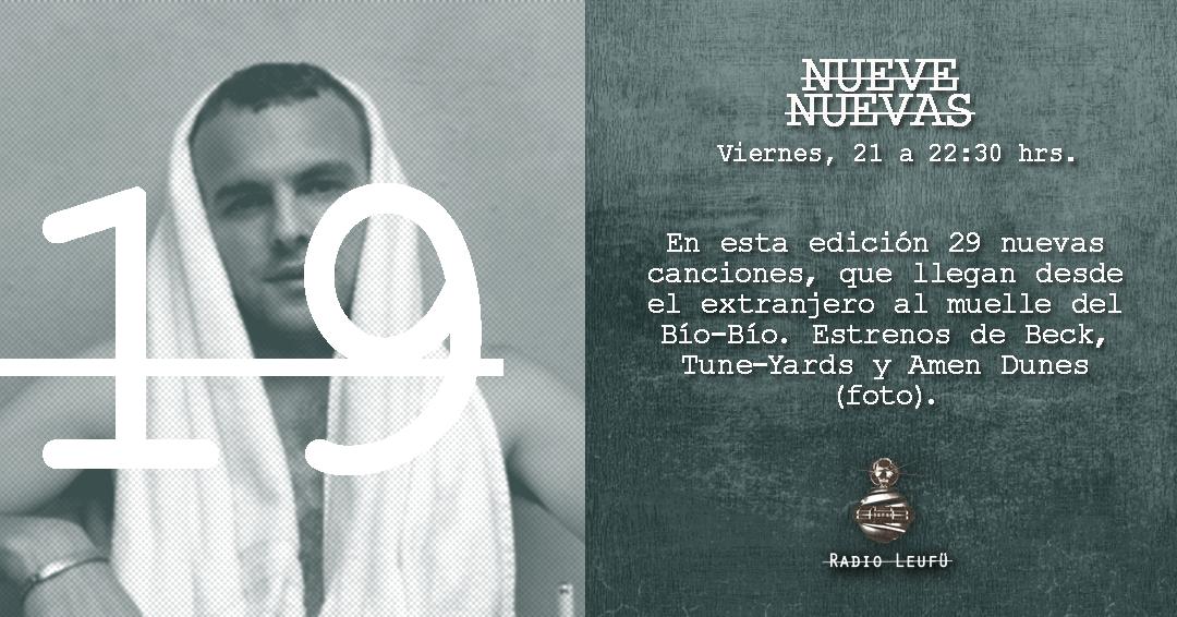 NUEVENUEVAS #19