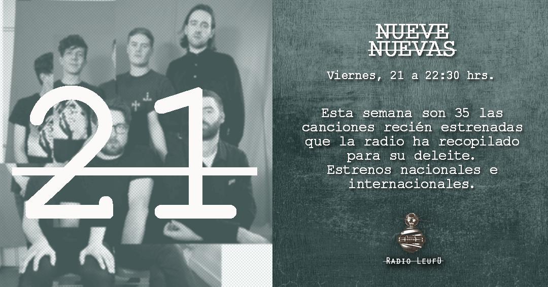 NUEVENUEVAS #21