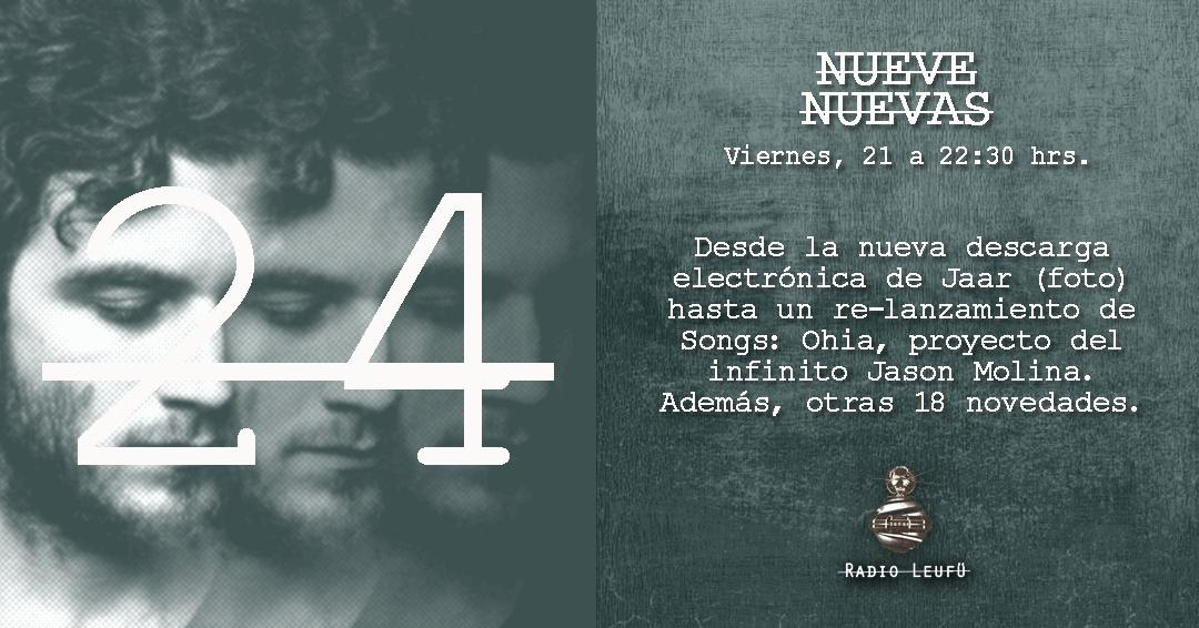 NUEVENUEVAS #24
