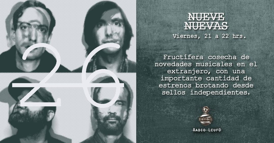 NUEVENUEVAS #26